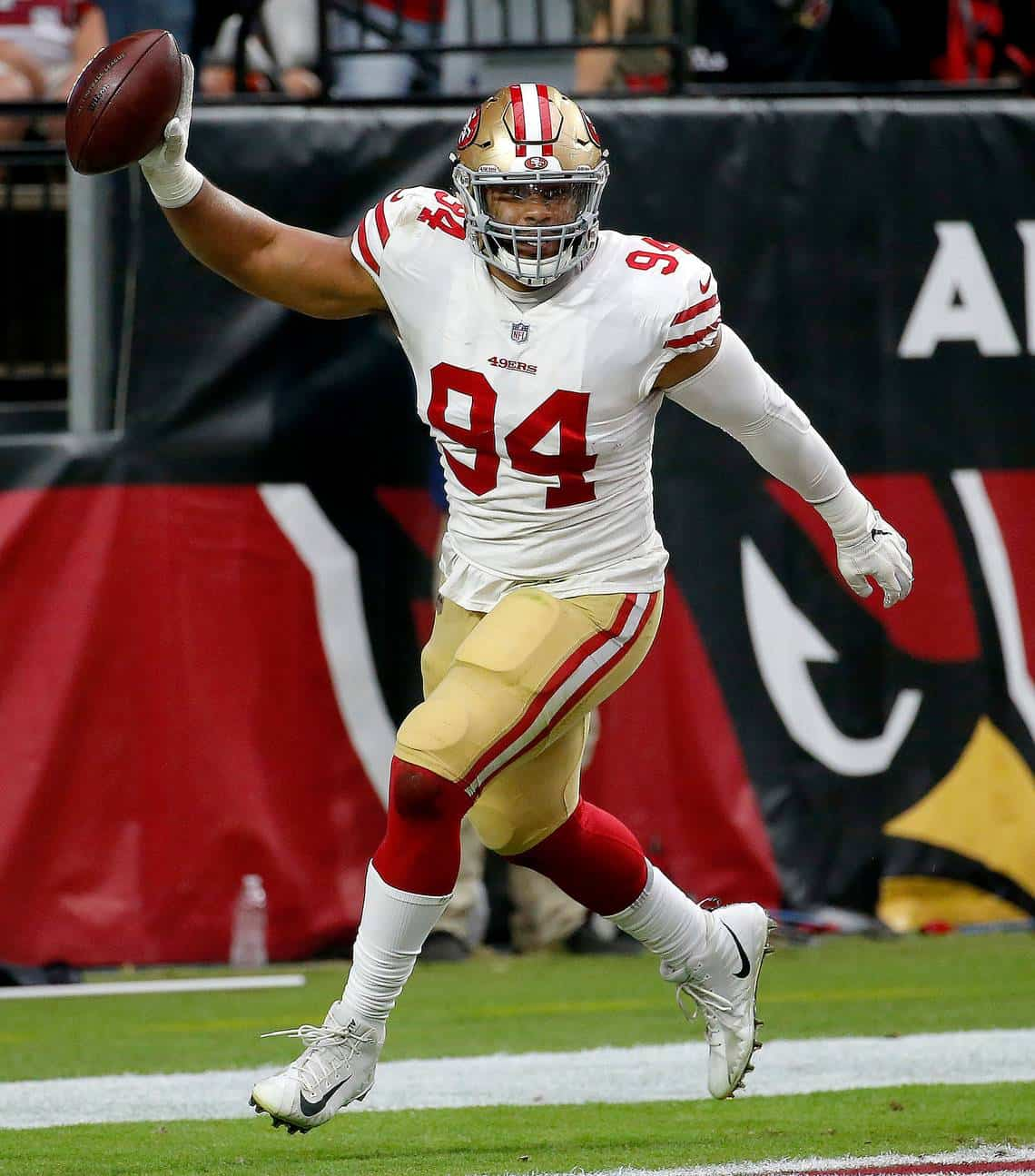 c94de1b9ce8 San Francisco 49ers  Solomon Thomas looks to overcome tragedy