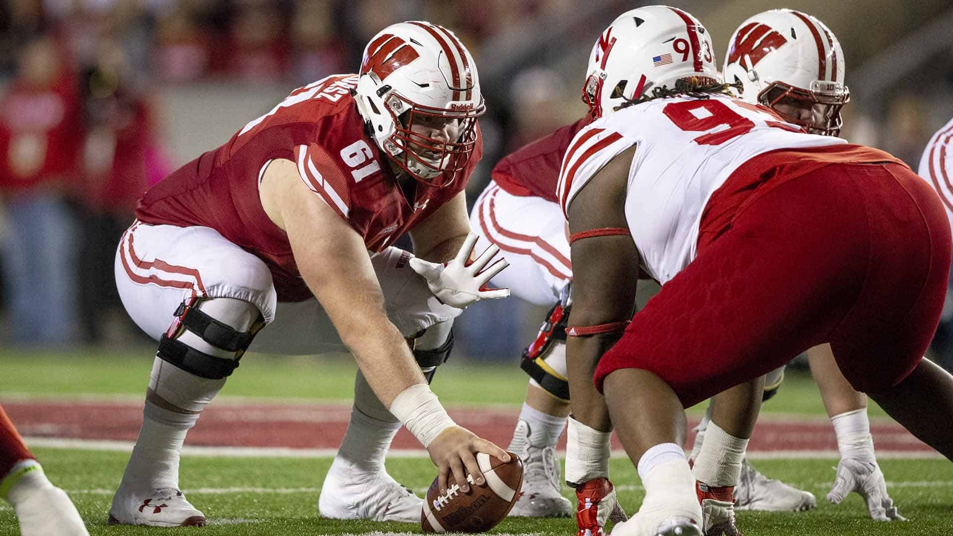 Nfl Best Offensive Lines 2020 2020 NFL Draft: Ranking the interior offensive linemen