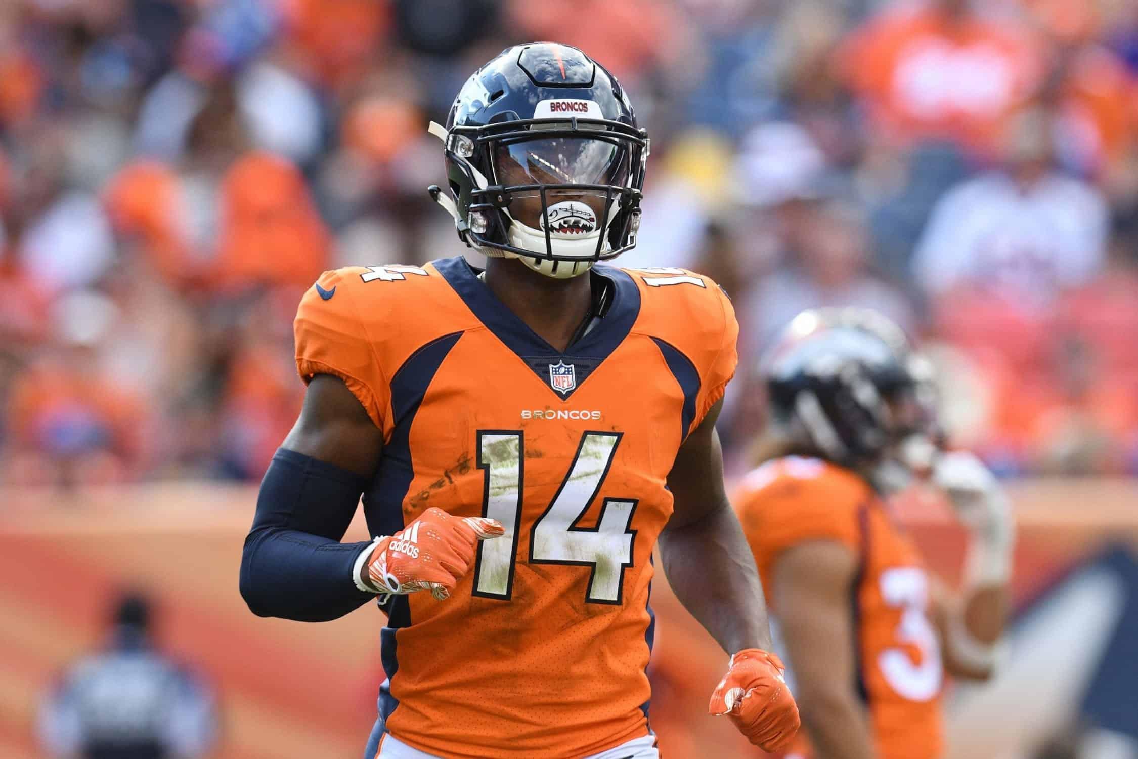 Denver Broncos Courtland Sutton