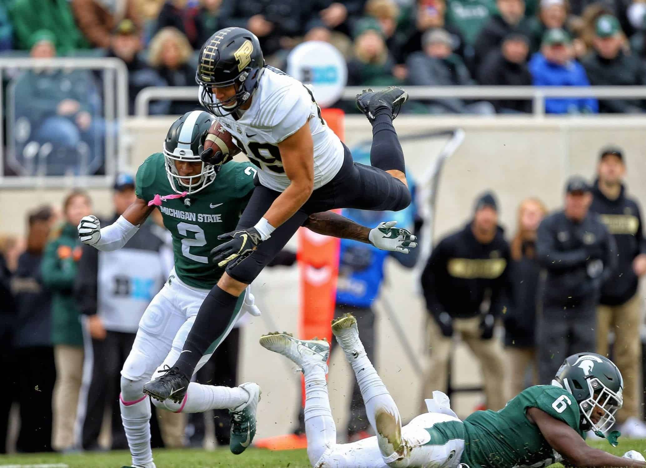 Best Te Fantasy 2020 2020 NFL Draft Prospect Preview: Brycen Hopkins, TE, Purdue