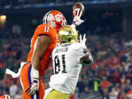 2020 NFL Draft - Clemson Tigers Isaiah Simmons