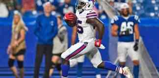 Christian Wade Buffalo Bills NFL International Player Pathway program