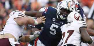 Auburn Tigers - Derrick Brown
