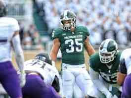 Michigan State Spartans football - Joe Bachie
