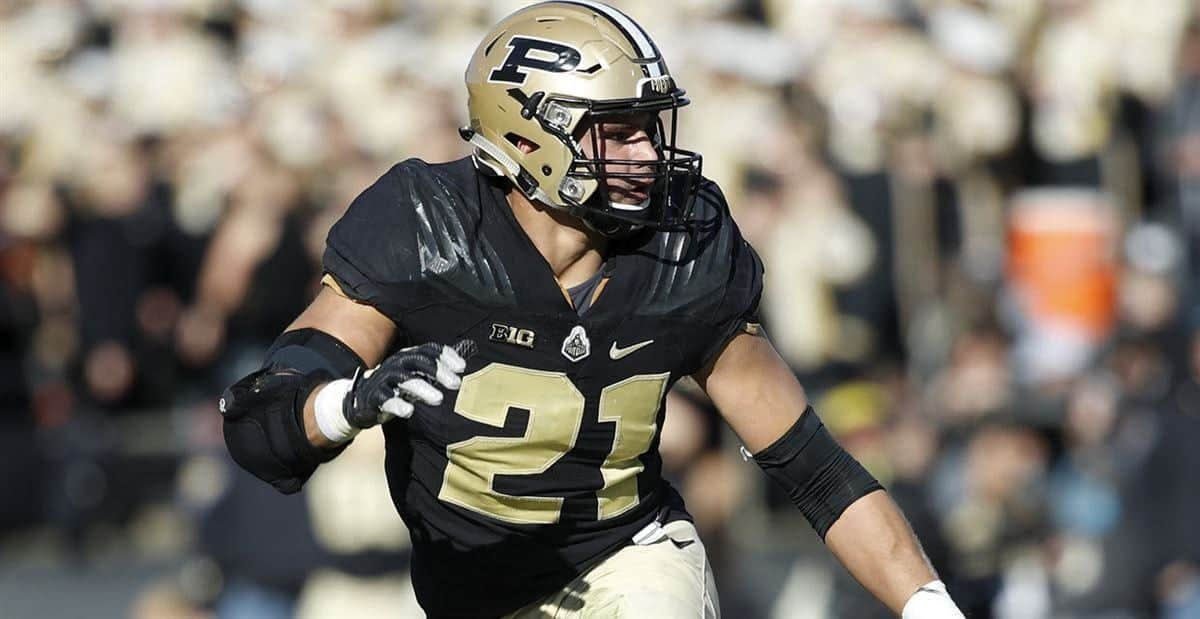 Purdue Boilermakers: Markus Bailey one of two projected for 2020 ...
