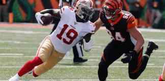NFL - Deebo Samuel - San Francisco 49ers