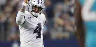 Dak Prescott, Dallas Cowboys, 2019 Week 14 TNF Picks