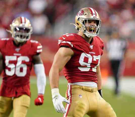 2019 NFL Draft: Nick Bosa again leads NFL Week 7 stock report