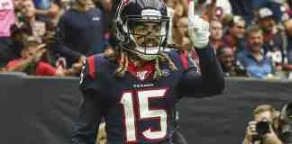 Will Fuller. Houston Texans