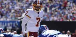 NFL Week 9 game picks