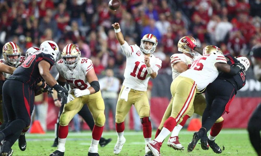 Week 16 Nfl Picks Los Angeles Rams Vs San Francisco 49ers Pfn
