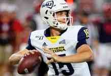 2020 NFL Draft: Quarterback Case Cookus emerges