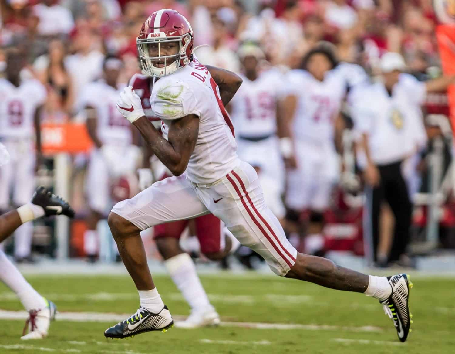 After Week 12, DeVonta Smith leads rumored NFL Draft ...