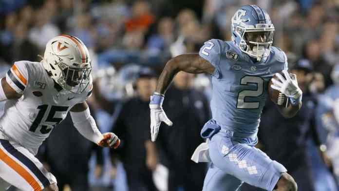 Devy Spotlight: Week 11 college football stock report