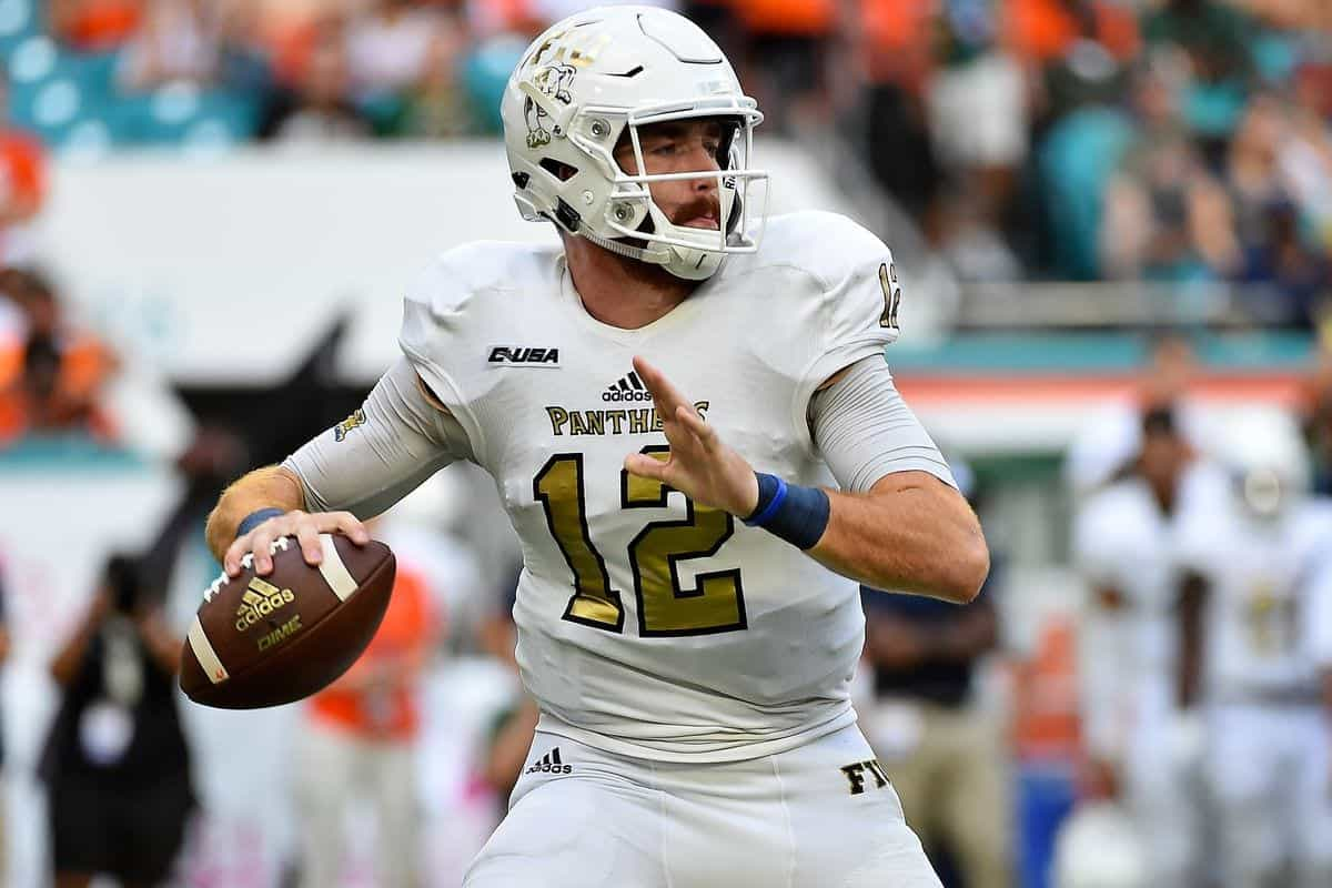 2020 NFL Draft Prospects of the Week: FIU James Morgan