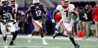 CFB Week 13: Can D'Andre Swift continue his dominance? | PFN