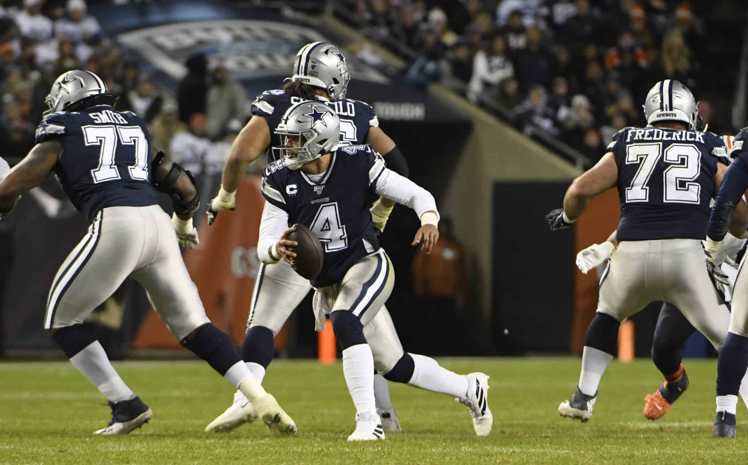 Two Minute Warning: NFL Divisional Playoffs, Real Question; Why?