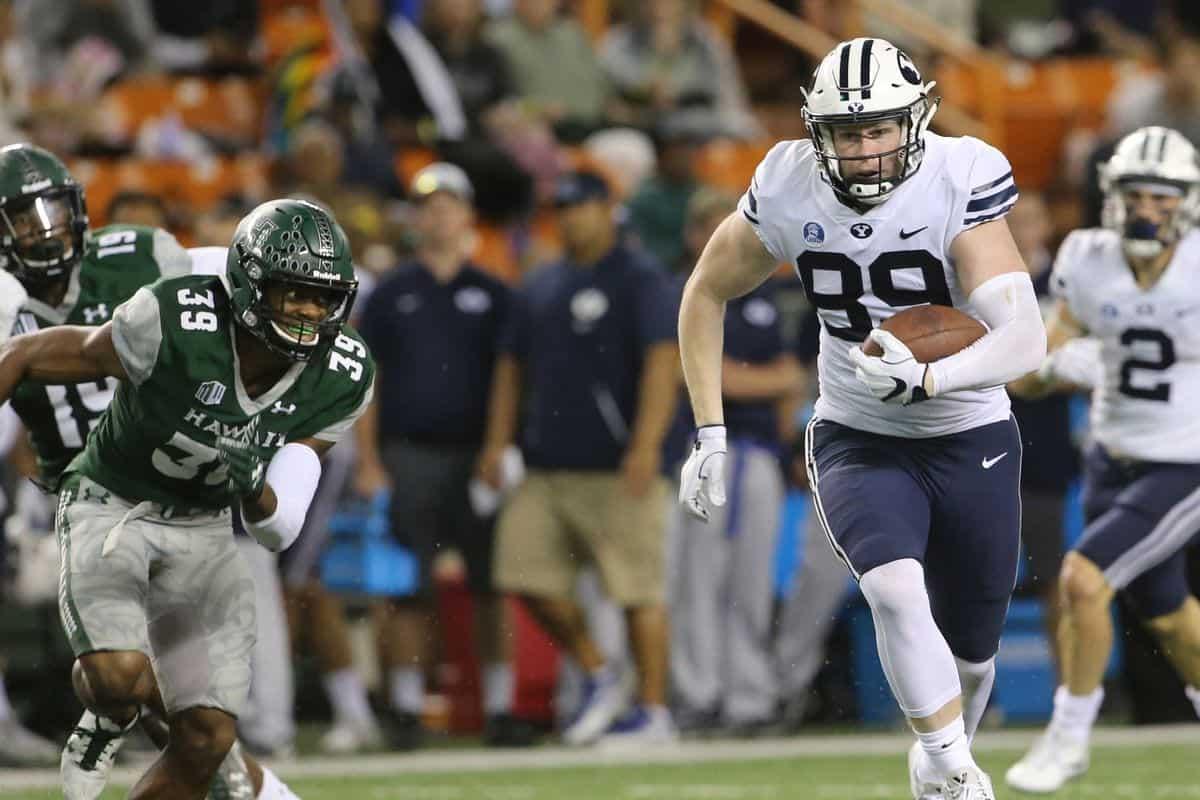 2019 College Bowl Preview: Hawaii Bowl - BYU vs Hawaii