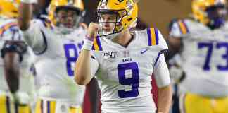 Joe Burrow NFL Draft profile, and a habit for the hyperbolic