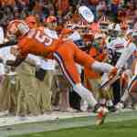 CFB Week 15: Tee Higgins rises to the top of our devy stock report
