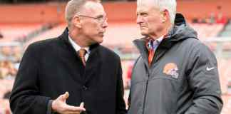 Sources: John Dorsey and Jimmy Haslam differ on opinion of Cleveland Browns HC Freddie Kitchens