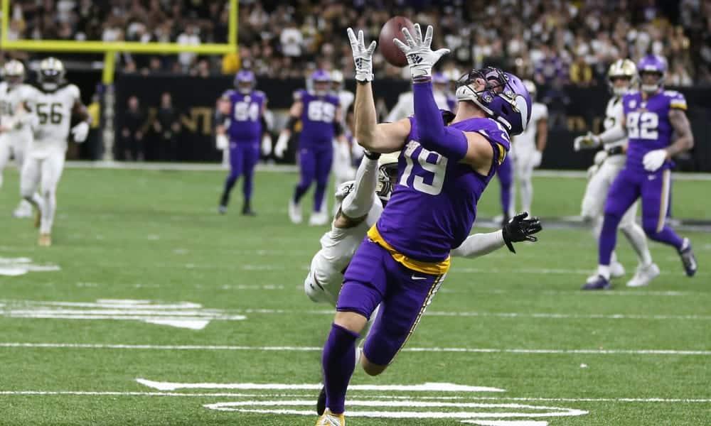 Adam Thielen critical to Minnesota Vikings' unlikely run in playoffs