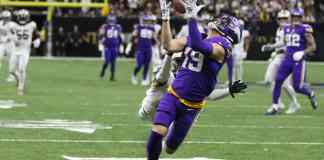 Adam Thielen critical to Minnesota Vikings' unlikely run in playoffs