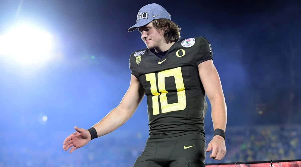 Justin Herbert NFL Draft profile: What is, and what can be