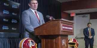 What fantasy impact will Ron Rivera have in Washington?