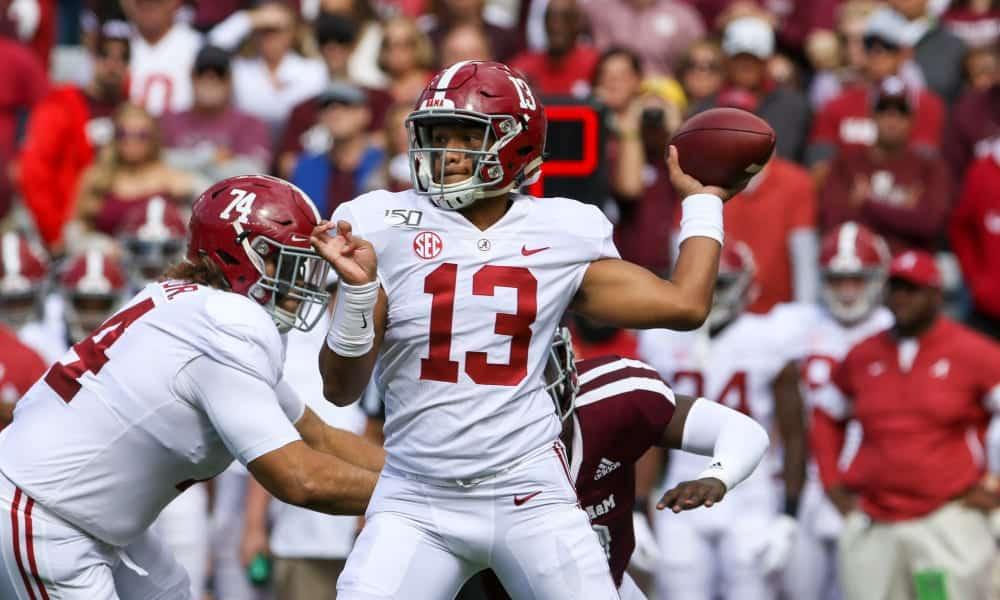 Will Tua Tagovailoa enter the 2020 NFL Draft or return to Alabama?