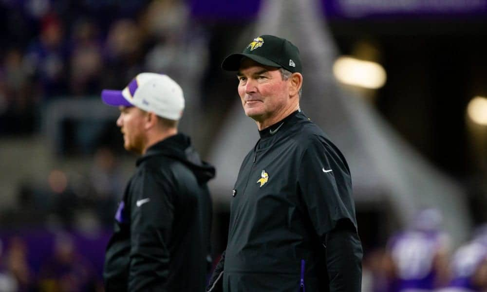 If Mike Zimmer is fired by the Minnesota Vikings, could he be the next Cowboys head coach?
