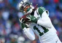 Robby Anderson's free agency decision is cruicial for the Jets draft plan