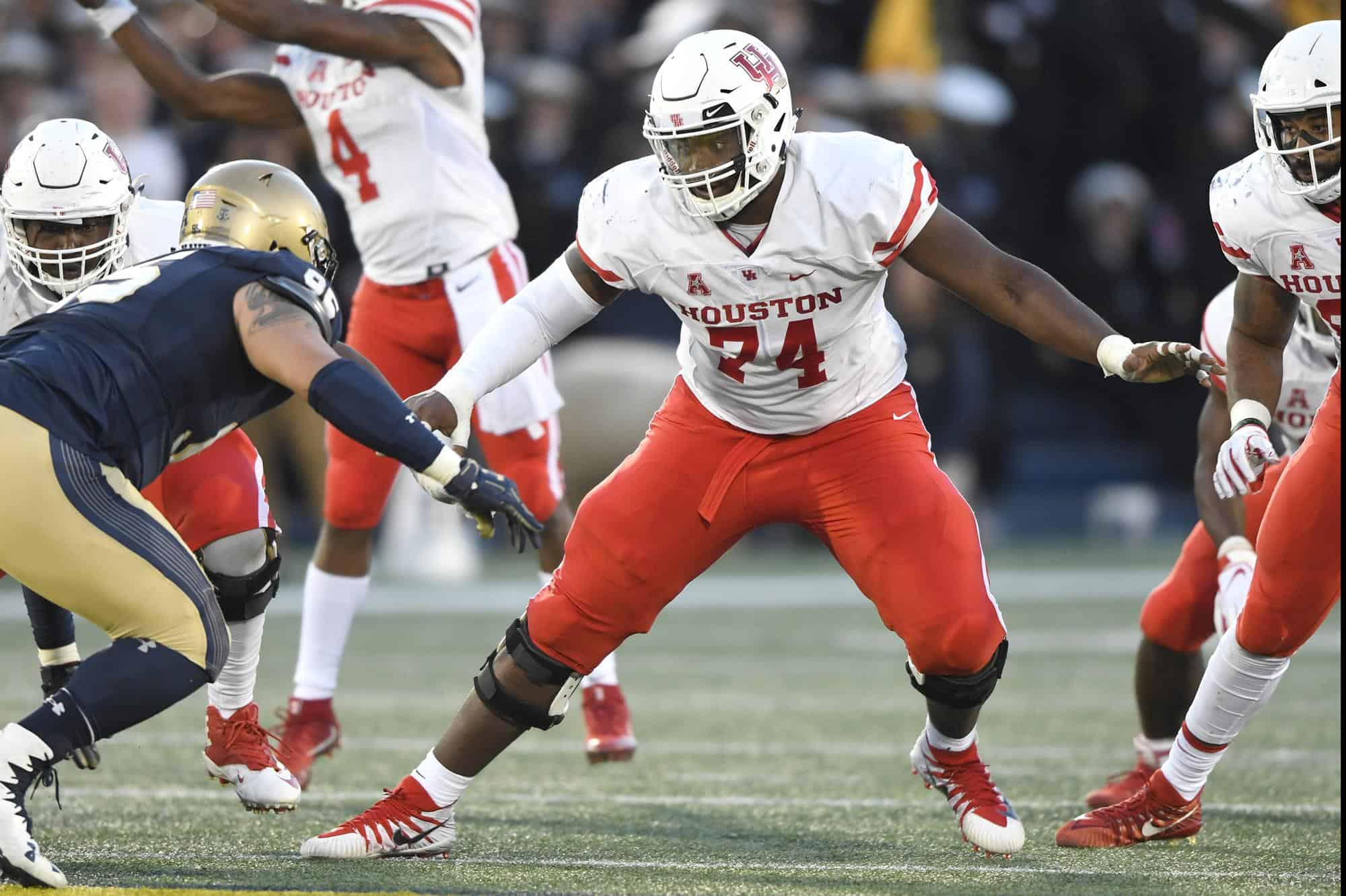 2020 NFL Draft: Houston's Josh Jones looking like a top prospect | PFN
