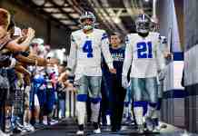NFL Betting: Dallas Cowboys 2020 NFL season prop bets