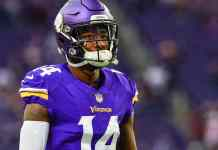Stefon Diggs should not be traded by the Minnesota Vikings