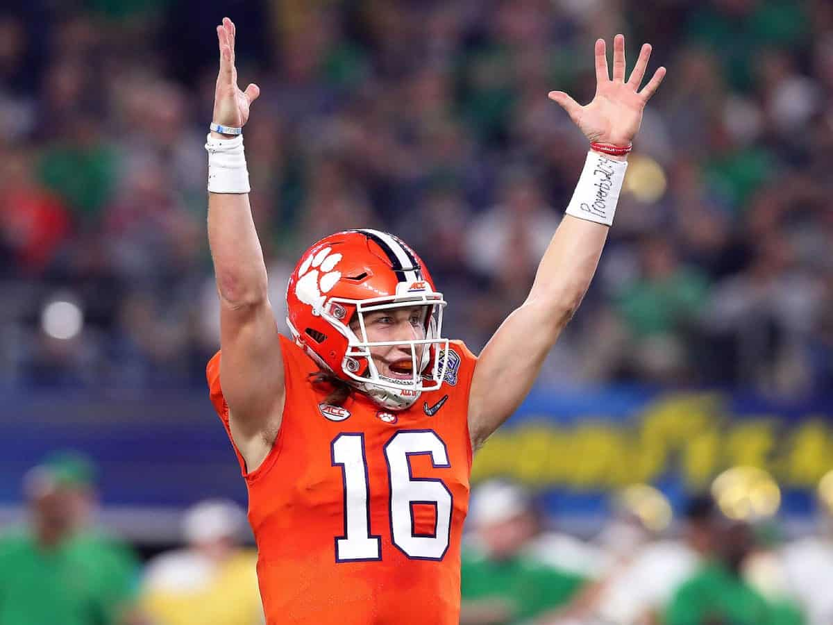 2021 NFL Two-Round Mock Draft: Enter Trevor Lawrence