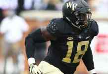 2021 NFL Draft: Don't overlook Wake Forest EDGE Carlos Basham Jr.