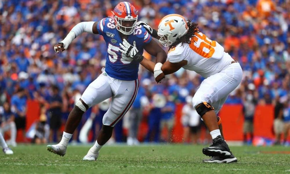 2020 NFL Draft Scouting Report: Florida OLB Jonathan Greenard