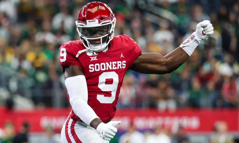 2020 NFL Draft Scouting Report: Oklahoma ILB Kenneth Murray