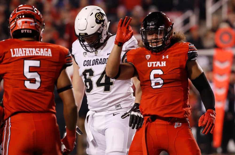 2020 NFL Draft Scouting Report: Utah DE Bradlee Anae