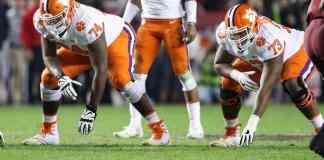 2020 NFL Draft Scouting Report: Clemson G John Simpson