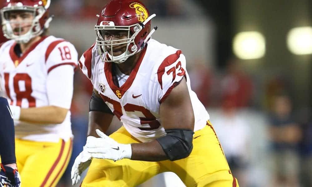 2020 NFL Draft Scouting Report: USC OT Austin Jackson