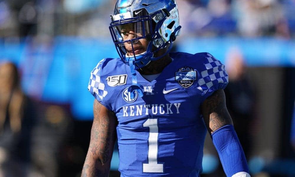 PFN Chief Draft Analyst Tony Pauline's scouting report on 2020 NFL Draft prospect WR Lynn Bowden Jr. of Kentucky.