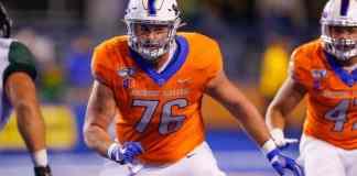 2020 NFL Draft Scouting Report: Boise State OT Ezra Cleveland