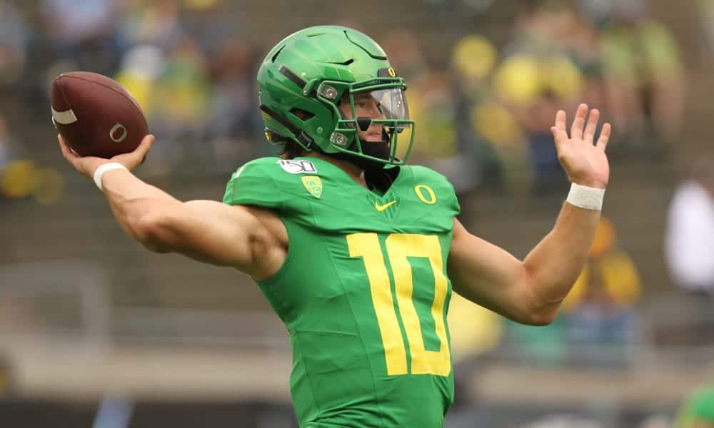 Brad Kelly's Final 2020 NFL Mock Draft: Surprises in the first round