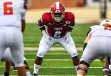 Troy linebacker Carlton Martial is one of college football's best kept secrets