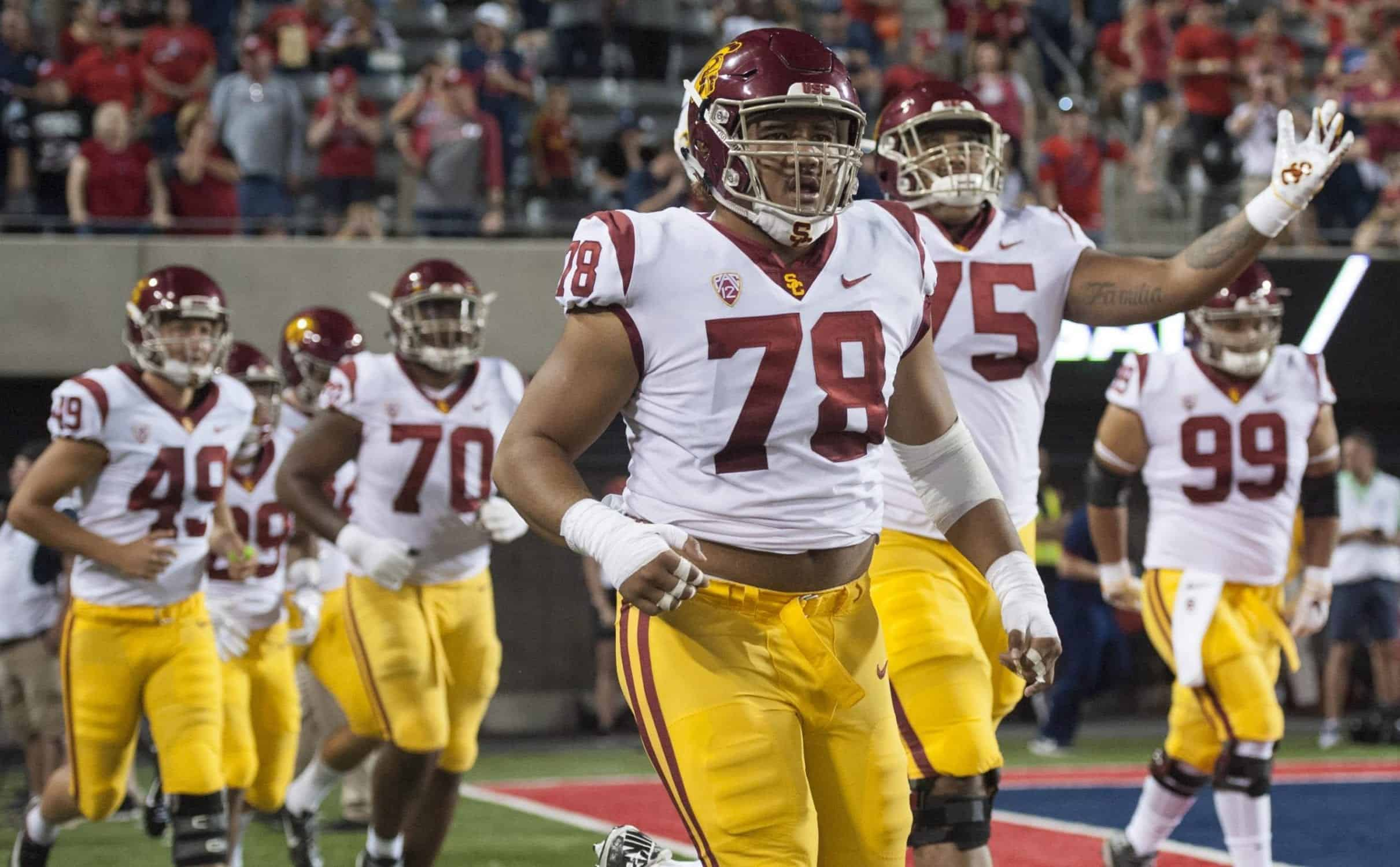 2021 NFL Draft: Analyzing two of the USC defensive linemen