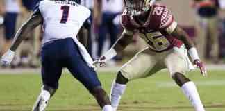 Cornerback Asante Samuel Jr can be an early round NFL Draft pick