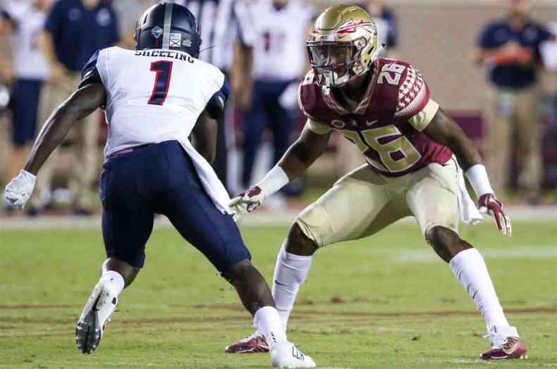Cornerback Asante Samuel Jr. can be an early round NFL Draft pick  PFN