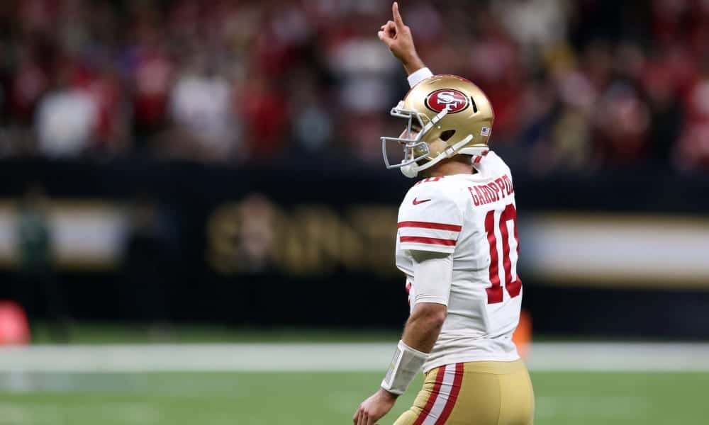 Are Jimmy Garoppolo's MVP odds worth betting on?